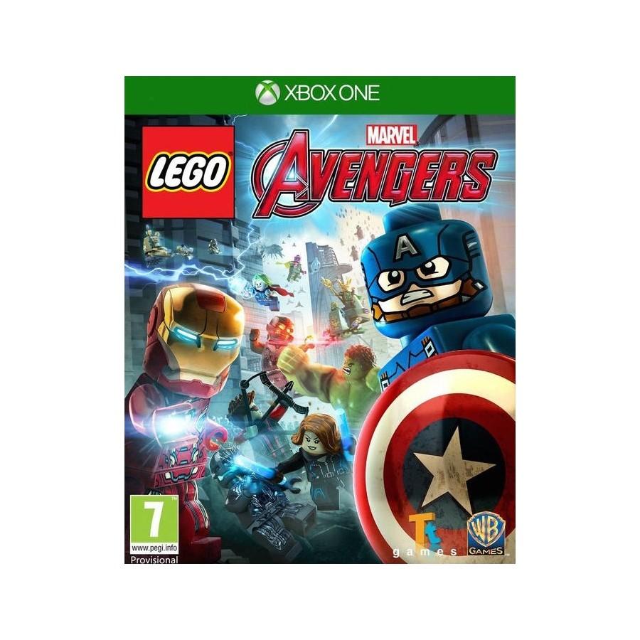 Lego Marvel Avergers