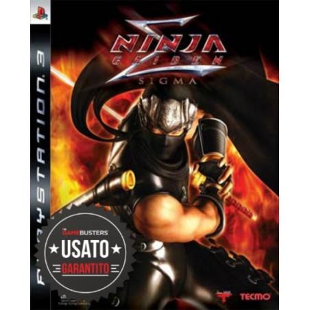 Ninja Gaiden Sigma - PS3 usato