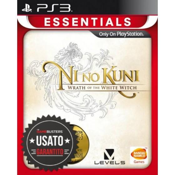 Ni No Kuni: La Minaccia della Strega Cinerea - Essentials - PS3 usato