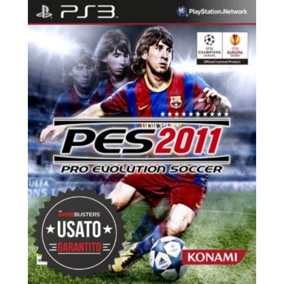PES 2011 - PS3 usato