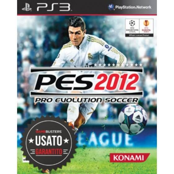 PES 2012 - PS3 usato
