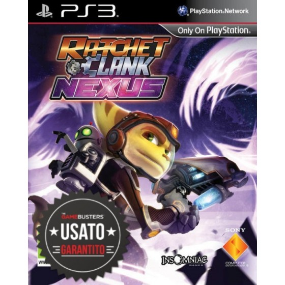Ratchet & Clank - Nexus - PS3 usato