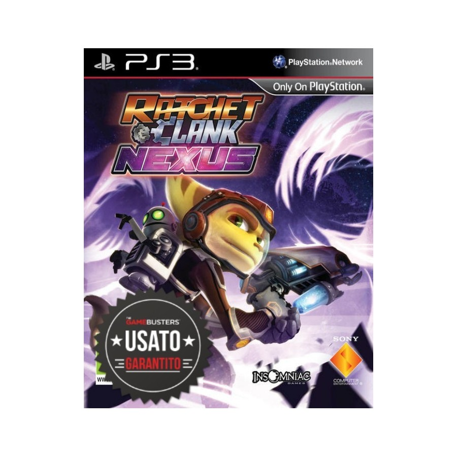 Ratchet & Clank - Nexus - PS3