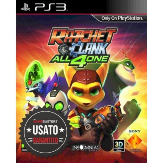 Ratchet & Clank - Tutti Per Uno - PS3