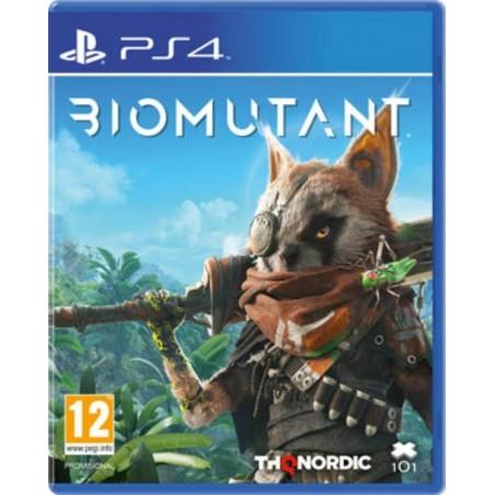BIOMUTANT - Preorder PS4