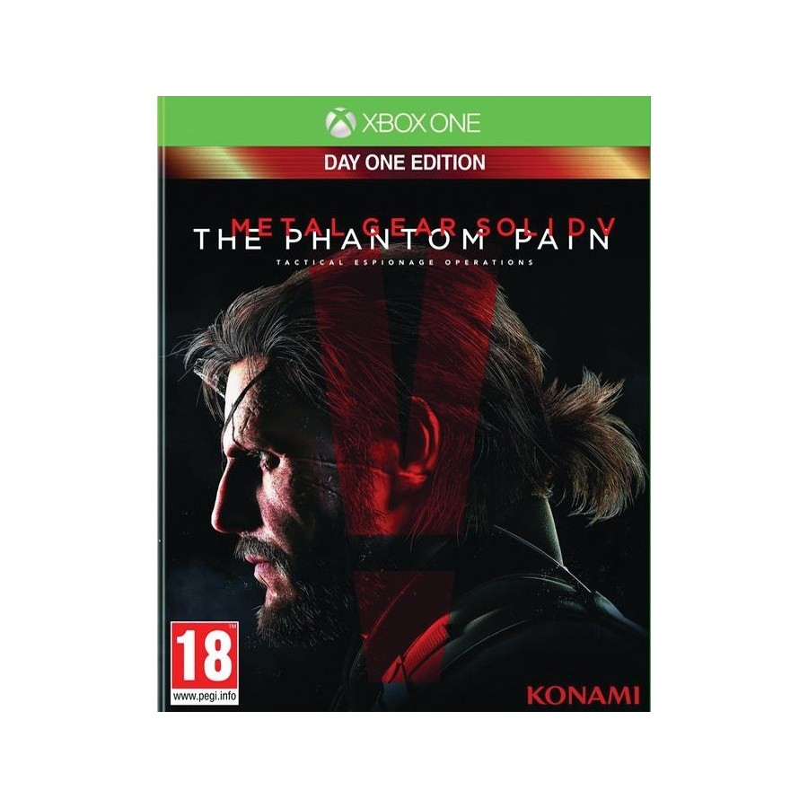 Metal Gear Solid V The Phantom Pain - Xbox One