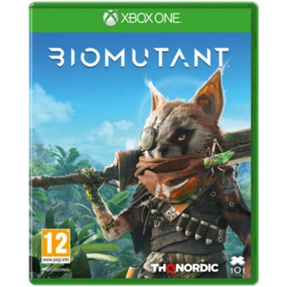 BIOMUTANT - Preorder Xbox One