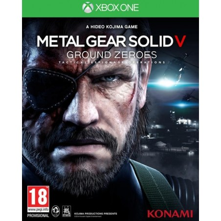 Metal Gear Solid V Ground Zeroes - Xbox One