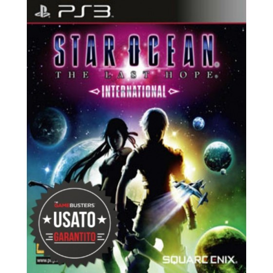 Star Ocean - The Last Hope - PS3