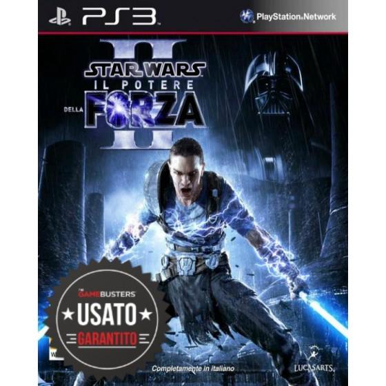 Star Wars Il Potere della Forza II - PS3