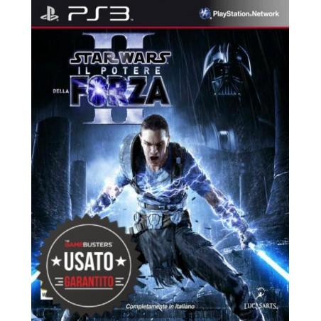 Star Wars Il Potere della Forza II - PS3 usato