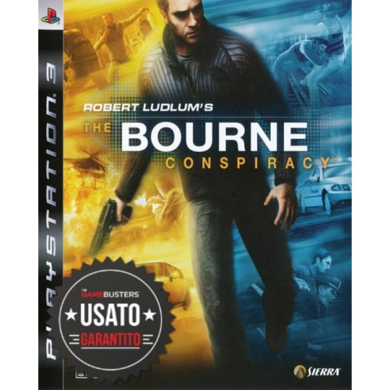 The Bourne Conspiracy - PS3 usato