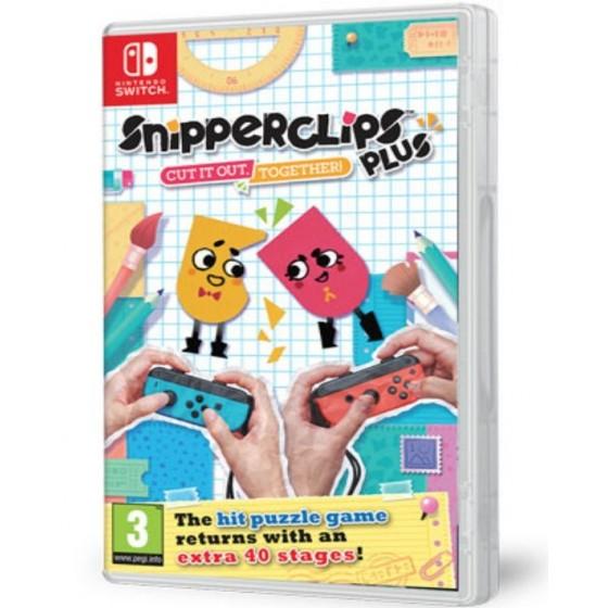 Snipperclips Plus - Diamoci un Taglio