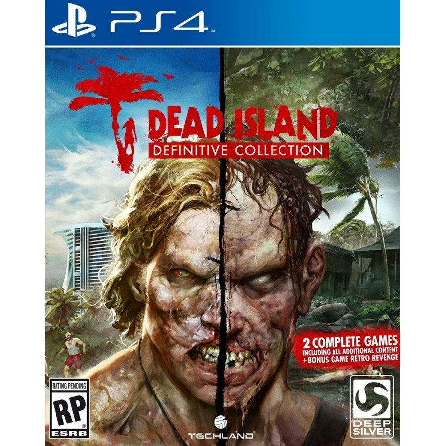 Dead Island - Definitive Collection ps4