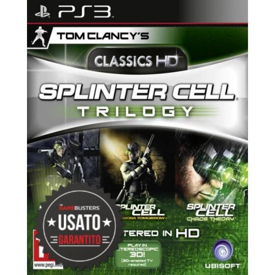 Tom Clancy's Splinter Cell: Trilogy - PS3