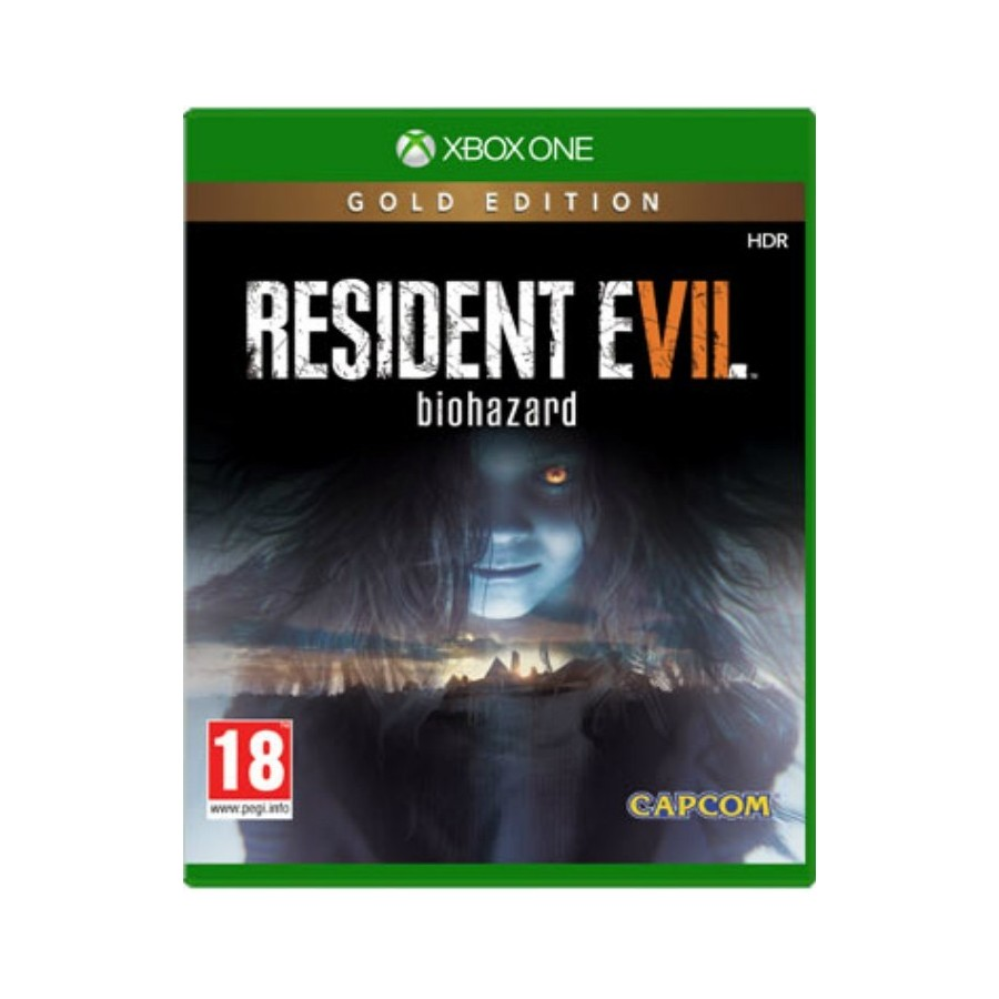 Resident Evil 7 - Gold Edition xbox one gamebusters