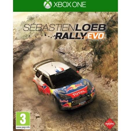 Sebastien Loeb Rally Evol per xbox one