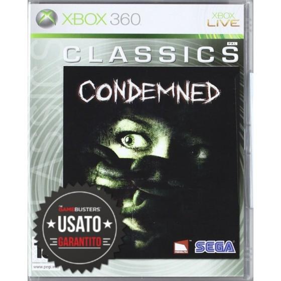 Condemned - Xbox 360