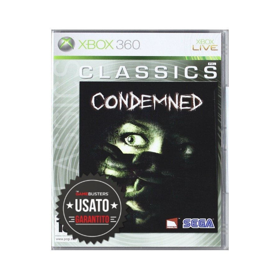 Condemned - Xbox 360