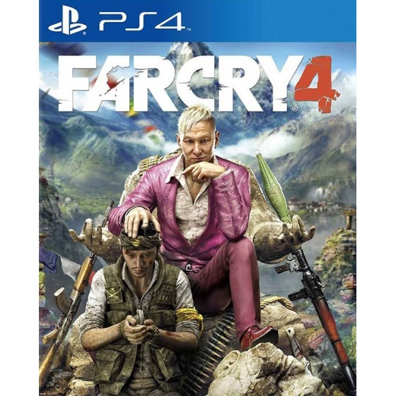 Far Cry 4 per ps4