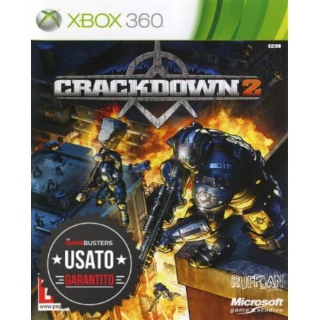Crackdown 2 - Xbox 360 usato