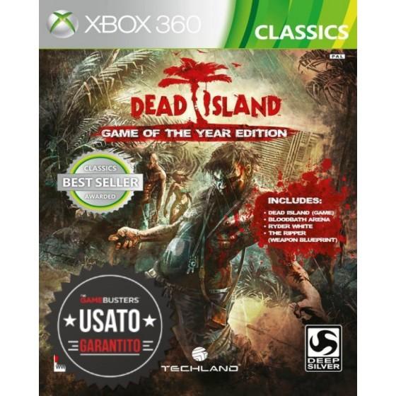 Dead Island - GOTY Edition - Xbox 360