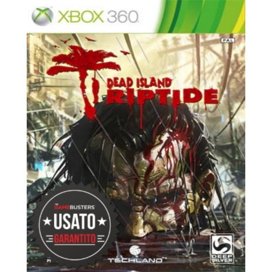 Dead Island - Riptide - Xbox 360