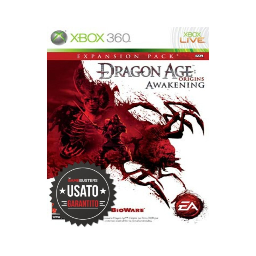 Dragon Age Origins - Awakening - Xbox 360