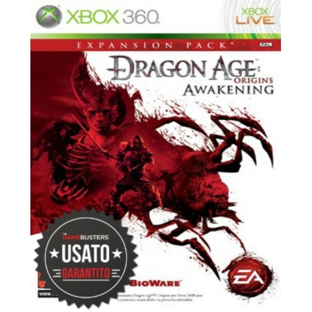 Dragon Age Origins - Awakening - Xbox 360