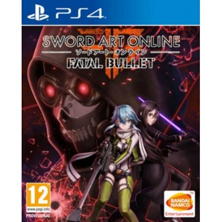 Sword Art Online: Fatal Bullet - PS4