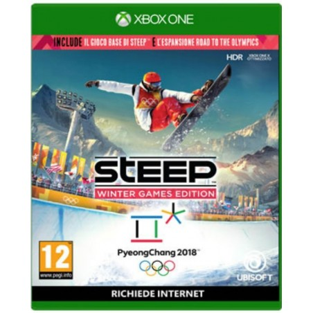 Steep - Winter Games Edition - Xbox One