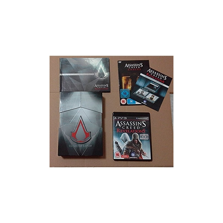 Assassin's Creed Revelations Coll. Ed. PAL UK