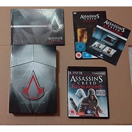 Assassin's Creed Revelations Coll. Ed. PAL UK - PS3 usato