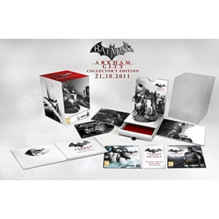 Batman Arkham City - Collector's Edition - PS3 usato