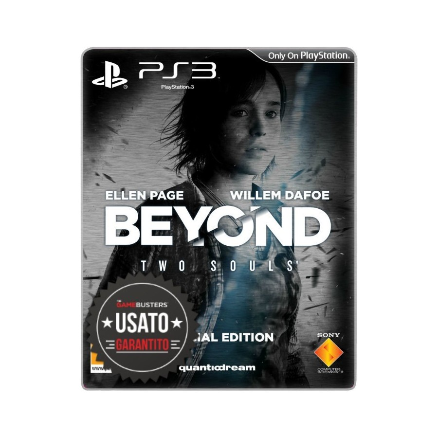 Beyond: Due Anime - Special Edition - PS3