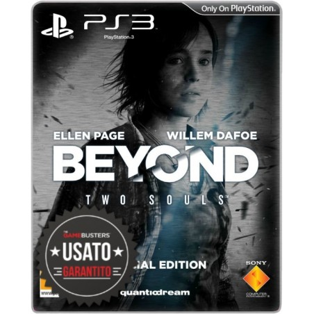 Beyond: Due Anime - Special Edition - PS3 usato