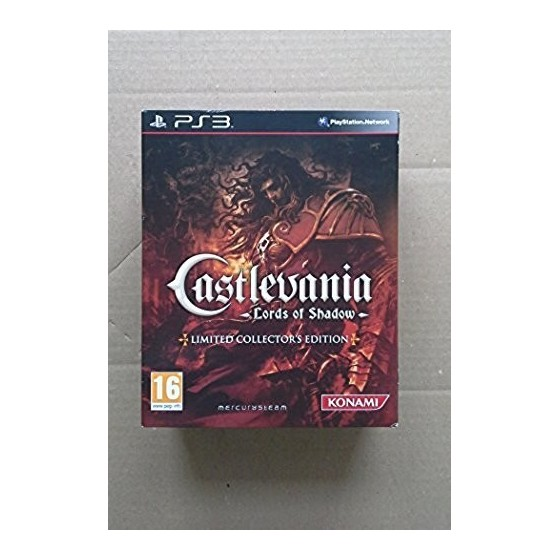 Castlevania Lords of Shadow - Limited Edition - PS3 usato