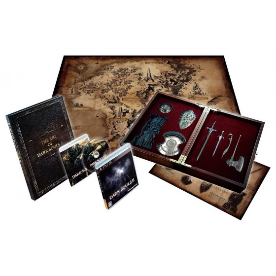 Dark Souls 2 - Collector's Edition - PS3