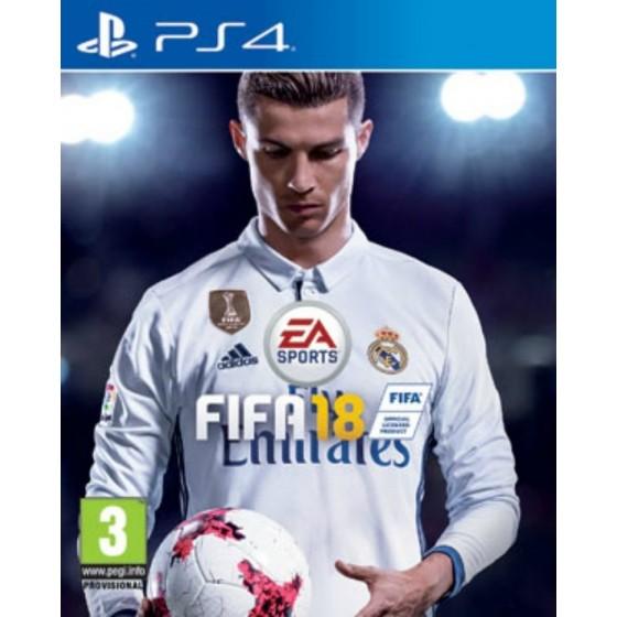 Fifa 18 - PS4 usato