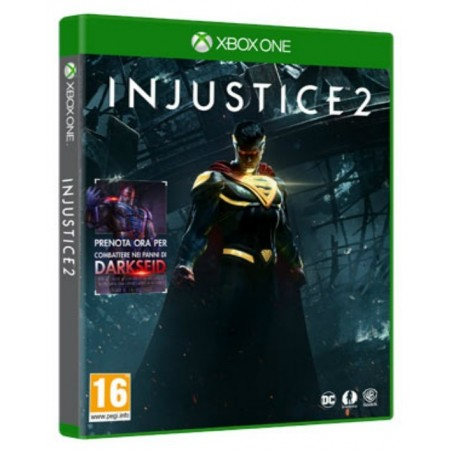 Injustice 2 per xbox one