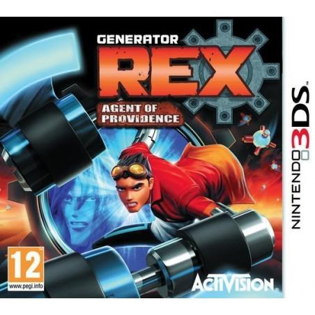 Generator Rex Agente di Providence - 3DS