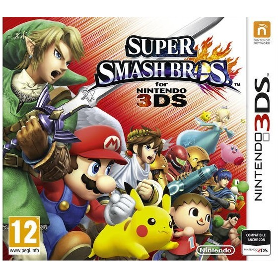 Super Smash Bros - 3DS