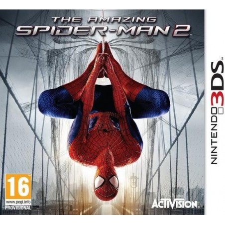 The Amazing Spider-Man 2 - 3DS usato