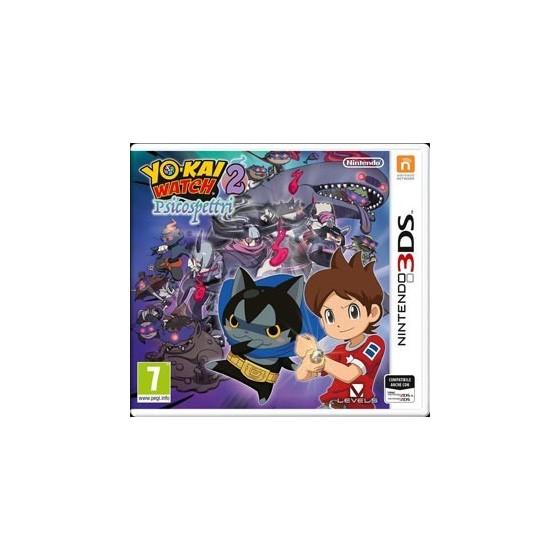 YO-KAI WATCH 2: Psicospettri - 3DS