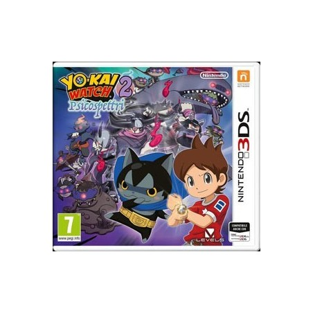 YO KAI WATCH 2: Psicospettri