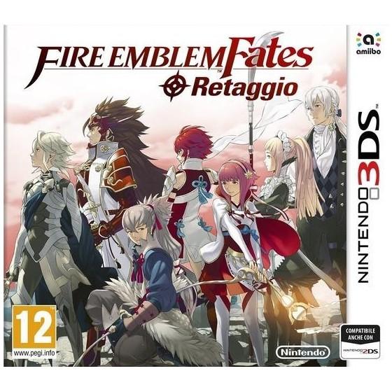 Fire Emblem Fates: Retaggio - 3DS