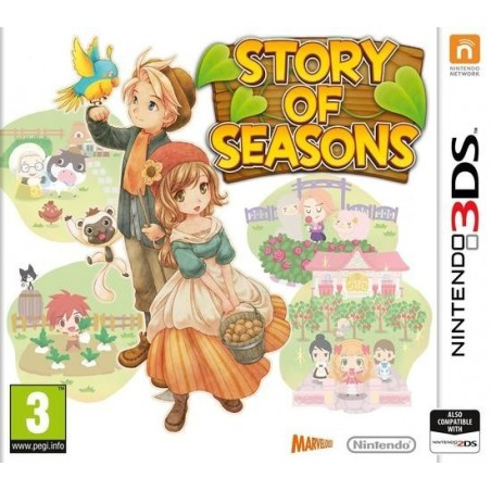 Story of Seasons - 3DS