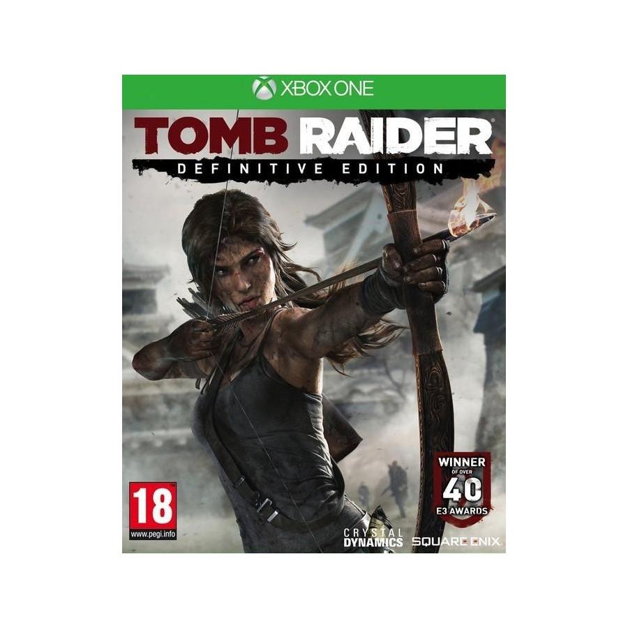Tomb Raider xbox one