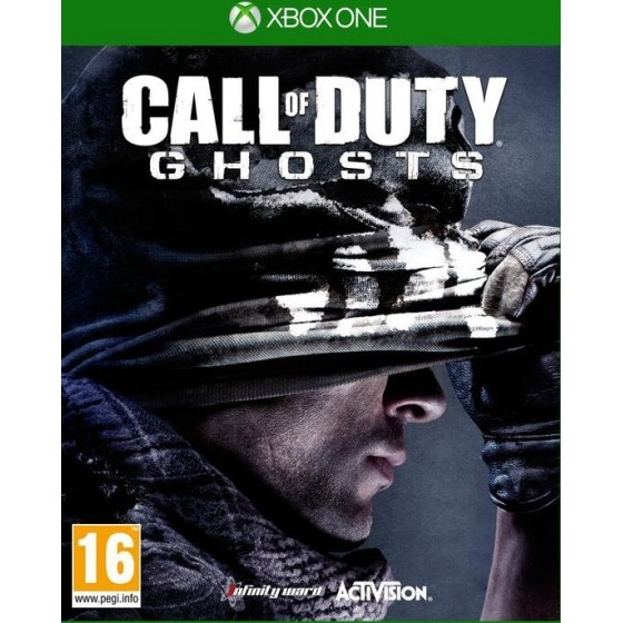Call Of Duty: Ghosts - Xbox One Usato