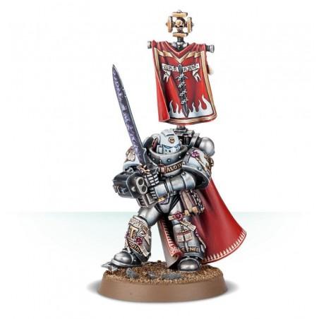 Warhammer 40.000 - Castellan Crowe